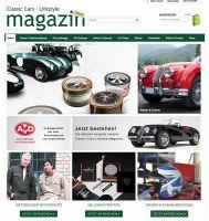 Young- und Oldtimer-Reisen mit dem Classic-Cars-Lifestyle-Store