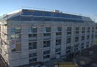 Baustellenbegehung in Rutesheim