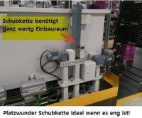 Schubkette von Grob GmbH Antriebstechnik trocknet Kabelbäume bei der Fließbandfertigung von Autos