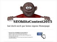 SeoBlitzContest2015 – die Entwicklung des Wettbewerbes