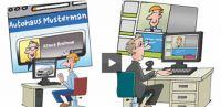 Software-Innovation für Autohäuser: Website-Besucher  in Echtzeit ansprechen