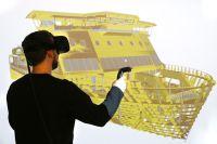 CeBIT 2017 – Fraunhofer IGD: Virtual Reality als neues Potential für Industrie 4.0