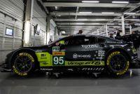 Aston Martin Racing und Spirent verlängern technische Partnerschaft