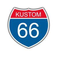 Custom Parts für Dein Bike bekommst Du schnell und günstig bei KUSTOM66