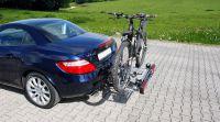Heckträgeraufnahme für den Mercedes-SLK bei www.ahk-preisbrecher.de mit Video