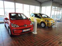 Kath Gruppe präsentiert neuen VW up!