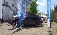 Kath präsentierte E-Mobilität von Volkswagen auf dem größten Ökomarkt Deutschlands