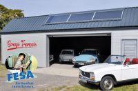 Oldtimer einmotten: Auf die richtige Lüftung der Garage kommt es an – FESA bietet Lösung für Garagenbelüftung