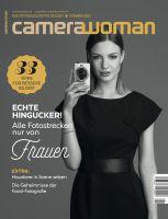 Das erste Fotomagazin für Frauen: camerawoman kommt