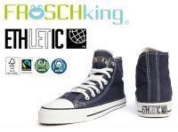 Die Fair-Trade Schuhe von Ethletic jetzt bei Froschking – für einen kleineren ökologischen Fußabdruck