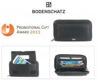 Die smarte Smartphonebörse aus dem Haus Bodenschatz – Gewinner des Promotional Gift Awards 2013
