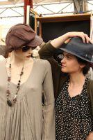 Jeden Samstag Modebummel auf dem Trödelmarkt