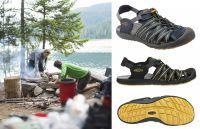 KEEN Kuta: Hybride Sandale für abenteuerlustige Männer