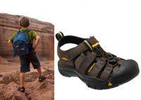 KEEN Newport Premium: Sandalen-Klassiker jetzt  auch für Kinder