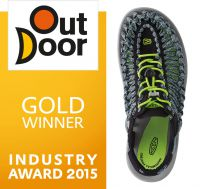 KEEN UNEEK erhält OutDoor Industry Gold Award 2015