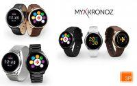 Neue MyKronoz Designer Smartwatch ZeRound
