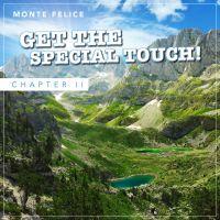 """Monte Felice veröffentlicht """"Get the special touch! Chapter II"""""""