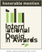 """Gündisch & Friends Werbeagentur – """"HONORABLE MENTION"""" – Gewinner des 10. """"International Design Awards"""" (IDA)"""