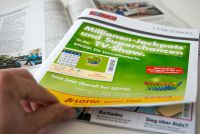 LOTTO Hamburg setzt erneut auf die Werbeflächen im Lesezirkel