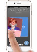 Bundestagswahl iPhone App für Erst- und Wechselwähler