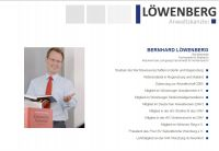 Bernhard Löwenberg - Ihr Fachanwalt für Strafrecht