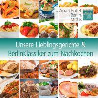 ApartHotel Residenz Am Deutschen Theater veröffentlicht Kochbuch für Hotelgäste