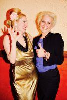 Burlesque Königin und Luxus-Dessous-Hersteller setzen auf das Berliner Kult Hotel