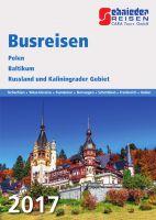 Busreisen in Europa