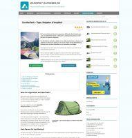 Die perfekte Festival-Ausstattung – von Zelt, Standplatz bis Isomatte