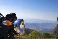 Die schönsten Motorradregionen in Deutschland erkunden