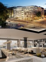"Eröffnung 1. September 2016: Vier-Sterne-Superior-Hotel ""Innside by Meliá Leipzig"""