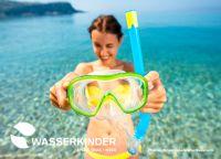 Fit in den Urlaub: WASSERKINDER Schnorchelkurse
