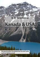 ICB-Taskforce Kanada & USA – neues Buch erzählt von einer Chaostruppe auf dem Weg zur Weltherrschaft