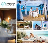 Ihre Flitterwochen in den Paloma Hotels!