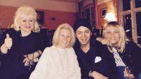 Im Kulthotel Auberge in Berlin geben sich Stars und Sternchen die Hand