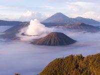 Indonesiens Inseln individuell kombiniert