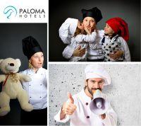 Kinder sind willkommene Gäste in den Paloma Hotels!