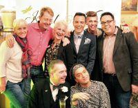 Kult-Hotel Auberge feiert mit Stargästen Jubiläumsparty