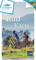 Neue kostenlose Radkarte für Chiemgau und Chiemsee