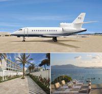 """Neues Lifestyle-Resort """"ME Ibiza"""" fliegt Gäste per Hoteljet ein"""