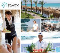 Paloma Hotels Strand Konzept!