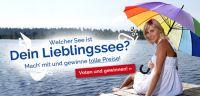 See-Fans suchen Deutschlands Lieblingssee 2015