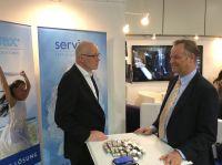 Servitex empfing über 120 Hoteldirektoren zum ITB Get-together