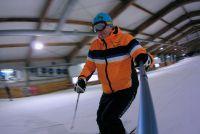 Skifahren mitten im Ruhrgebiet