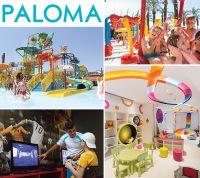 Unterhaltsame Konzepte der Paloma Hotels für Kinder!