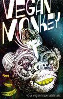 """Vegan Monkey – ungewöhnliches und grafisch beeindruckendes """"Zeigebuch"""" für vegane Reisende"""