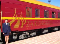 Zarengold: Schienenkreuzfahrt zum Baikalsee
