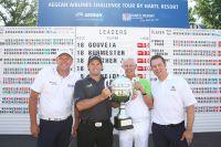 AEGEAN Airlines Challenge Tour by Hartl Resort – Gouveia gewinnt die Hitzeschlacht
