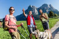 Aktiv- und Wellnessurlaub in der traumhaften Landschaft der Südtiroler Dolomiten