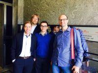 Das Berliner Start-up UMove geht mit seiner App an den Start
